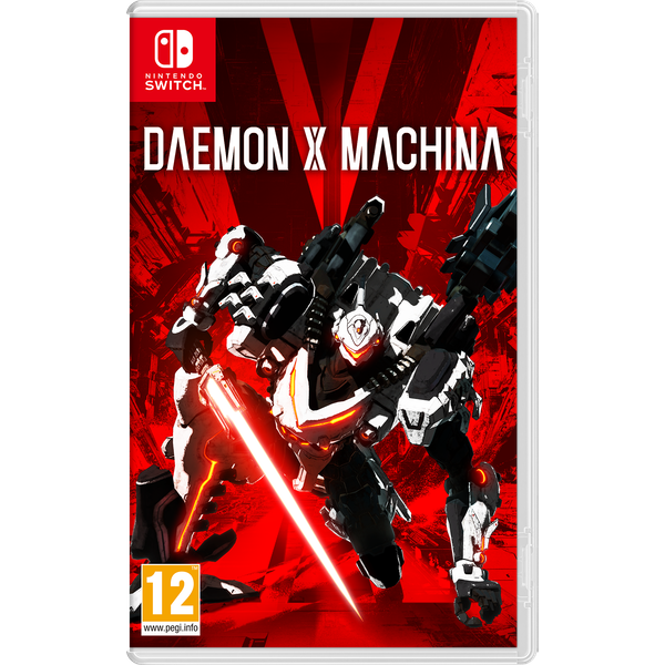 Daemon X Machina Nintendo Switch Game