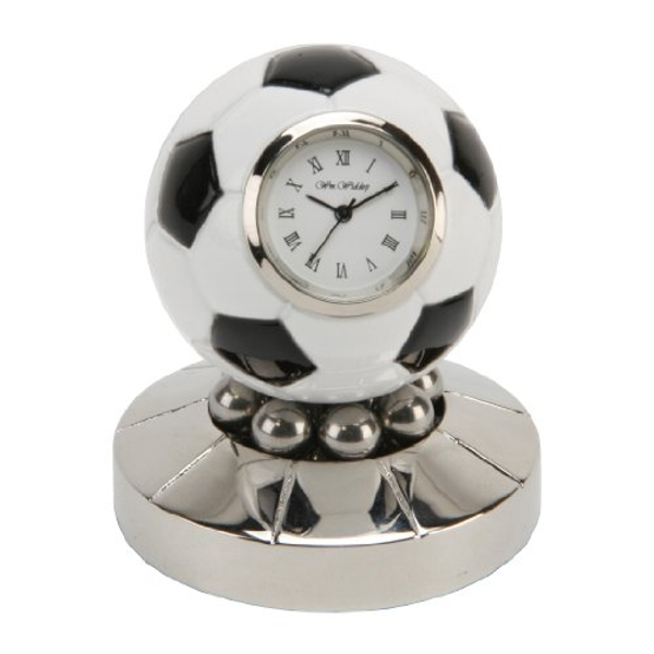 Miniature Clock - Football