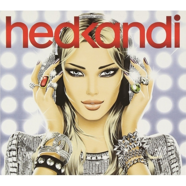Various Artists - Hed Kandi - The Remix 2011 CD