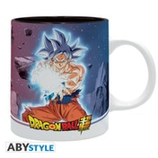 Dragon Ball Super - Goku Ui Vs Jiren Mug