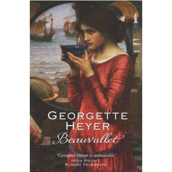 Beauvallet by Georgette Heyer (Paperback, 2005)