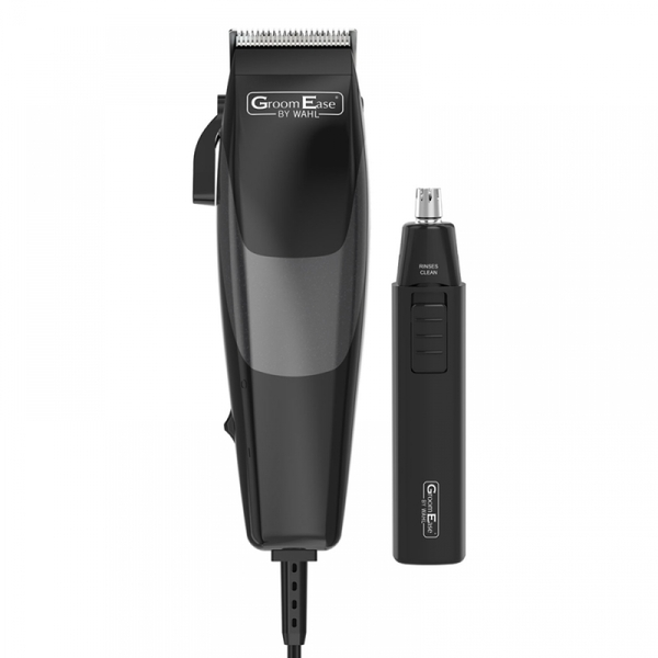 Wahl 79449-317 GroomEase Hair Clipper & Trimmer Gift Set UK Plug