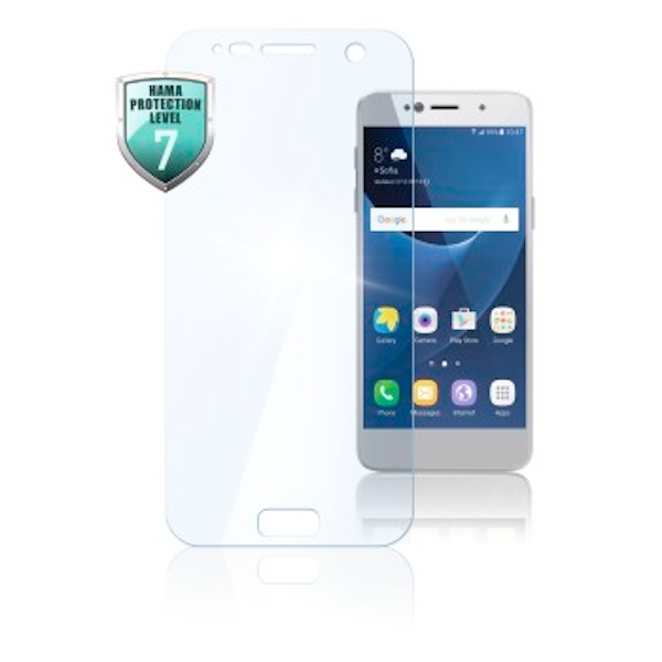 Hama Glass Screen Protector for Samsung Galaxy S7