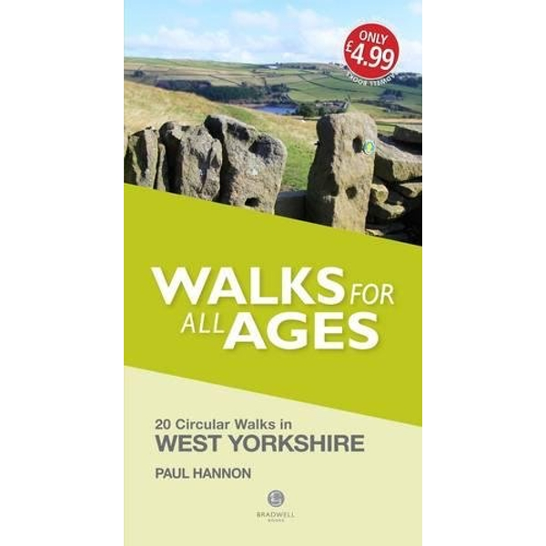 Walks for All Ages West Yorkshire by Paul Hannon (Paperback, 2015)