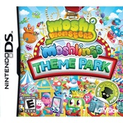 Moshi Monsters 2 Moshlings Theme Park Game DS (#)
