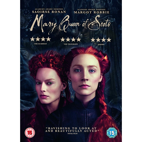 Mary Queen of Scots 2018 DVD