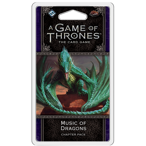 Game of Thrones LCG: Music of Dragons Chapter Pack
