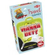 Wanna Bet - Travel Board Game