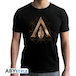 Assassin's Creed - Crest Odyssey - Men's X-Large T-Shirt - Black - Image 2