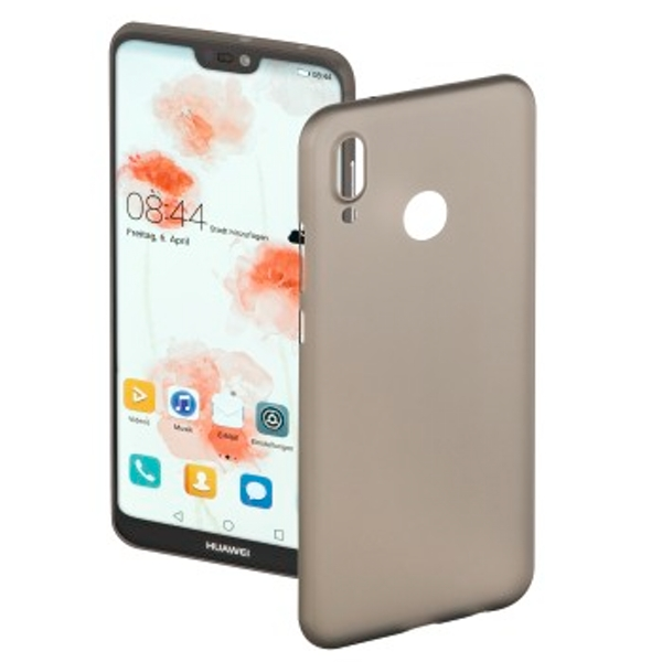 "Hama ""Ultra Slim"" cover for Huawei P20 Lite, black"