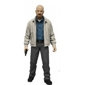 Breaking Bad Walter White Grey Jacket Variant Action Figure