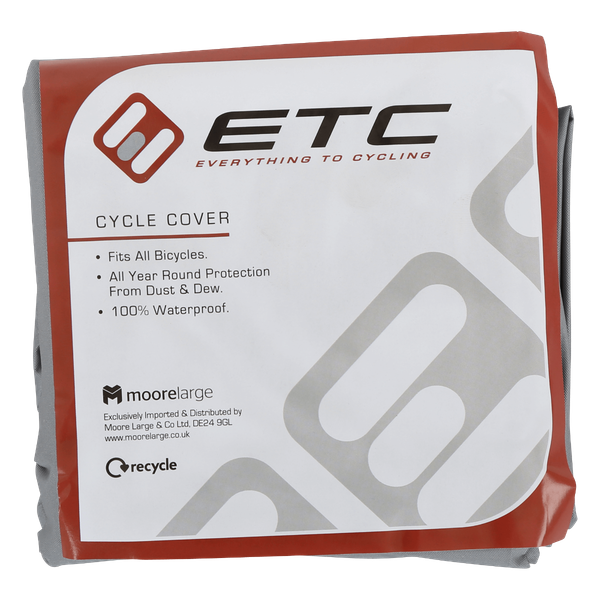 ETC PVC Bicycle Cover