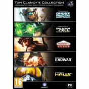 Tom Clancy Collection 5 Pack (Includes: Ghost Recon, HAWX, End War and More) Game PC