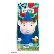 Ben & Holly 7 Inch Talking Soft Toy Ben Plush