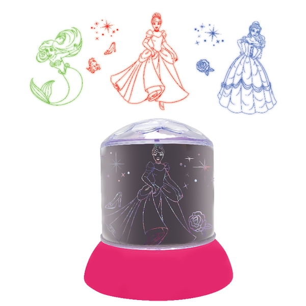 Lexibook NLJ030DP Disney Priness Projector Night Light