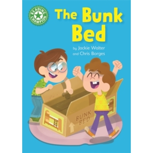 The Bunk Bed: Independent Reading Green 5 by Jackie Walter (Hardback, 2017)