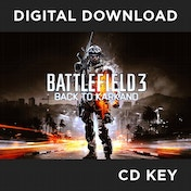 Battlefield 3 Back To Karkand PC CD Key Download for Origin