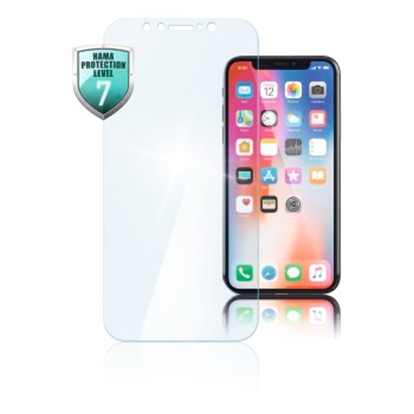 Hama Protective Glass for Apple iPhone X
