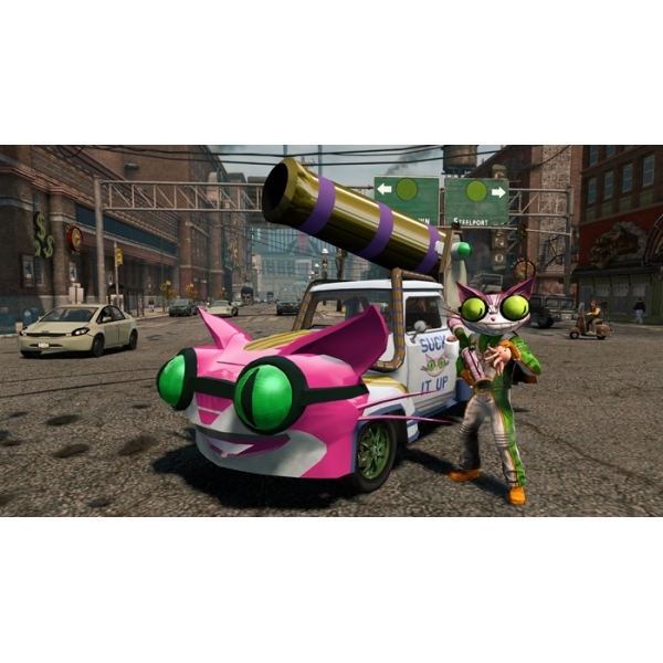 Saints Row The Third / Space Marine / Red Faction Armageddon Triple Pack Game PC - Image 3