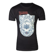 Hasbro - Dungeons & Dragons Iconic Print Men's Medium T-Shirt - Black