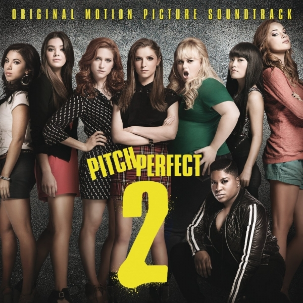 Soundtrack - Pitch Perfect 2 CD