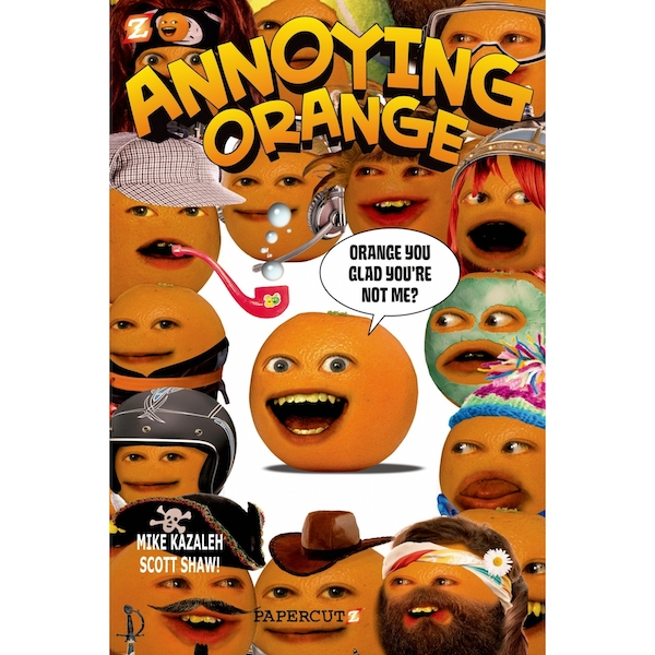 Annoying Orange 2: Orange You Glad You're Not Me?