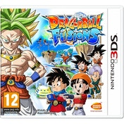DragonBall Fusions 3DS Game