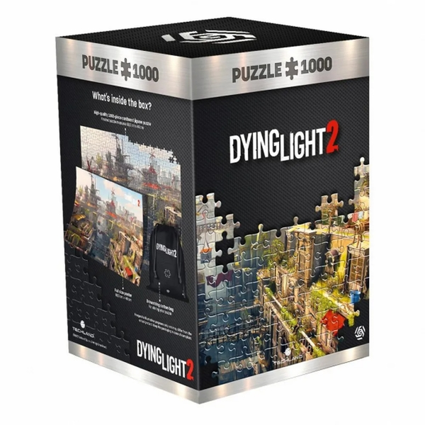 City (Dying Light 2) 1000 Piece Jigsaw Puzzle - Image 1