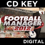 Football Manager 2012 Game PC CD Key Download for Steam