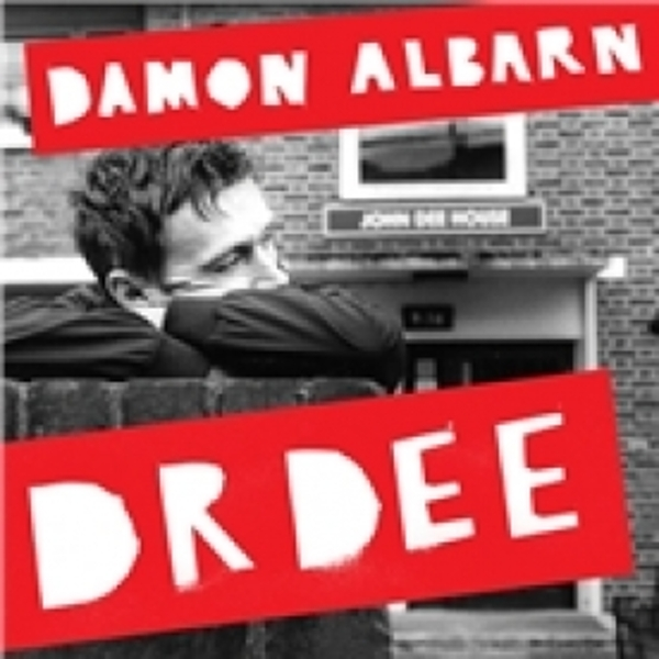 Damon Albarn Dr Dee CD