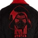 Kylo Ren Black/Red Hoodless Bathrobe - Image 3