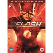 The Flash Season 3 DVD Region 2 & Hg01