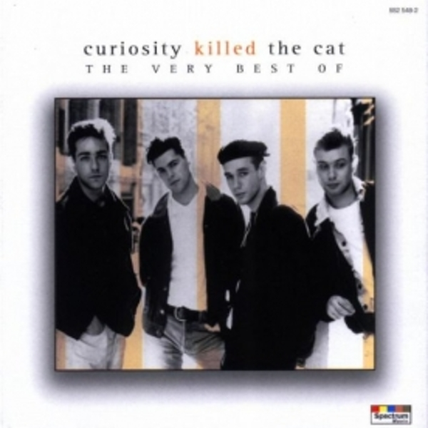 The Very Best Of - Curiosity Killed The Cat CD
