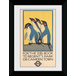 Transport For London Zoo 50 x 70 Framed Collector Print - Image 2