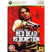 Ex-Display Red Dead Redemption Game Xbox 360 Used - Like New