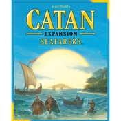 Ex-Display Catan Seafarers Expansion 2015 Refresh Board Game Used - Like New