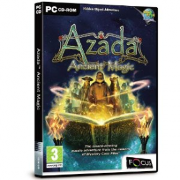 Azada Ancient Magic Game PC