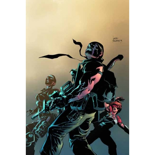 Stormwatch Phd Worlds End TP