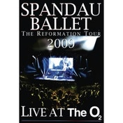 Spandau Ballet Live At The O2 DVD