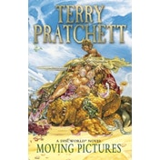 Moving Pictures: (Discworld Novel 10) by Terry Pratchett (Paperback, 2012)