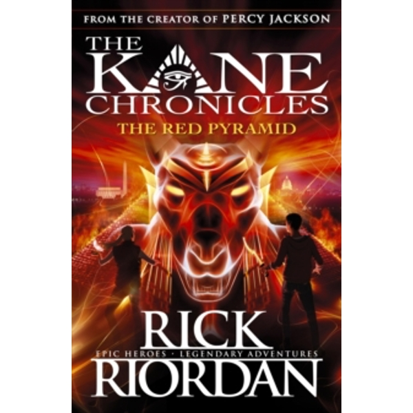 The Red Pyramid (The Kane Chronicles Book 1) by Rick Riordan (Paperback, 2011)