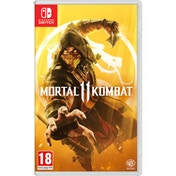 Mortal Kombat 11 Nintendo Switch Game