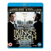 The Kings Speech Blu-Ray