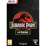 Ex-Display Jurassic Park the Game PC Used - Like New