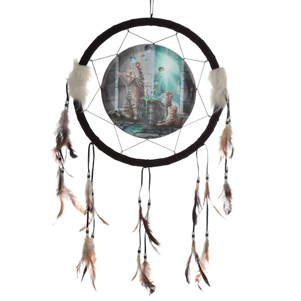 Lisa Parker Hubble Bubble 33cm Dreamcatcher
