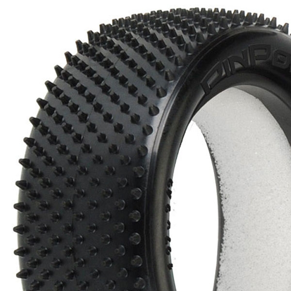 "Proline 'Pin Point' 2.2"" Z3(M) No Insert Buggy 4Wdfront Tyres"