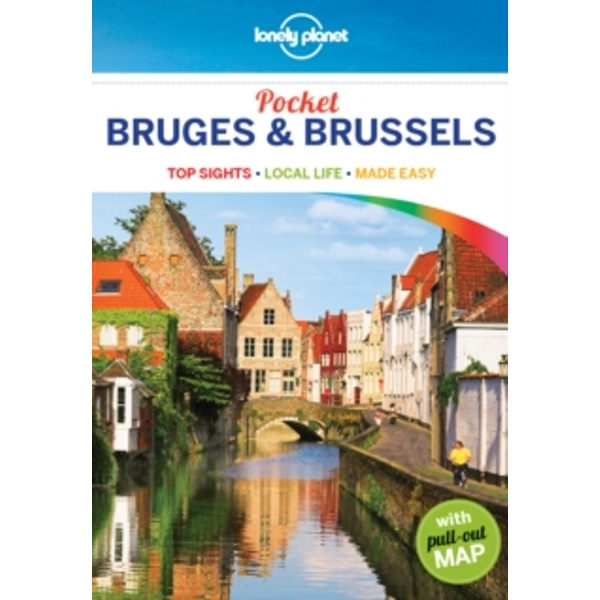 Lonely Planet Pocket Bruges & Brussels by Helena Smith, Lonely Planet (Paperback, 2016)