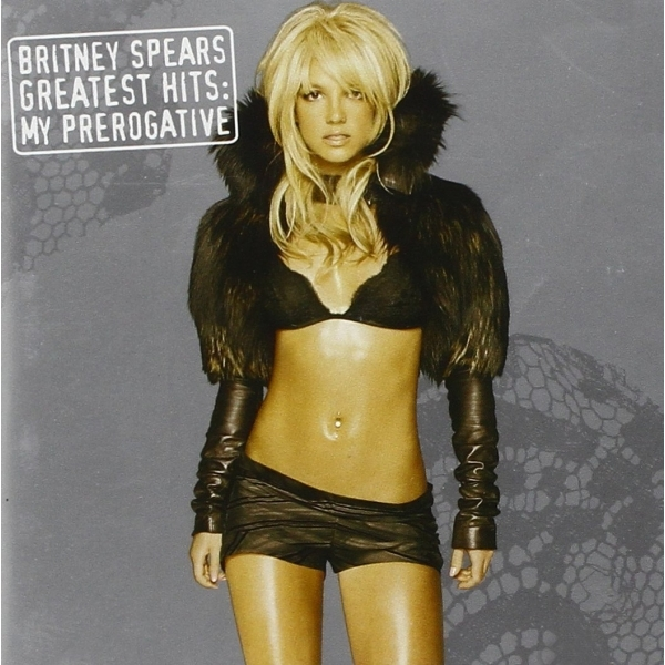 Britney Spears - Greatest Hits My Prerogative CD