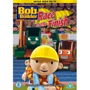 Bob The Builder Race To The Finish DVD