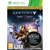 Destiny The Taken King Legendary Edition Xbox 360 Game